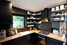 5 x Keukentrends   inspiratie Kitchen Cabinets, Kitchen Appliances, Home Decor, Diy Kitchen Appliances, Home Appliances, Decoration Home, Room Decor, Cabinets, Kitchen Gadgets