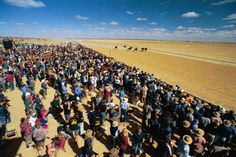 The Birdsville Races is described as the Melbourne Cup of Outback Queensland.