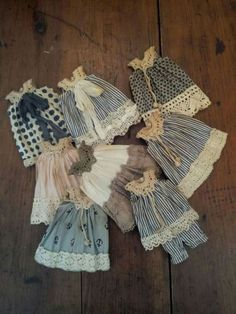 Кукольный гардероб - Ярмарка Мастеров - ручная работа, handmade