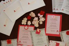 Homemade Invitations - love these projects!