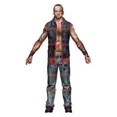 The Walking Dead Comic Series 3 Punk Dwight Action Figure - McFarlane Toys - Walking Dead - Action Figures at Entertainment Earth