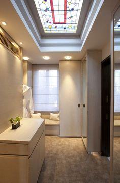 Apartamento de lujo de un dormitorio en la ciudad de Nueva York