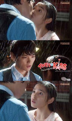 イタズラなKISS~Love in TOKYO stil remember thi love rain hahaha