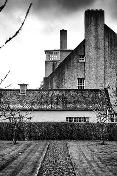 Hill House | Helensburgh, Scotland | Charles Rennie Mackintosh