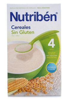 209965 Nutriben Cereales Sin Gluten - 600 gr.