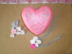 Heart box di Lallila su Etsy