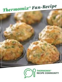 Recipe Pumpkin, Spinach and Feta Lunchbox Muffins by romyblecher, learn to make this recipe easily in your kitchen machine and discover other Thermomix recipes in Baking - savoury. Thermomix Recipes Healthy, Vegetarian Recipes, Cooking Recipes, Savory Muffins, Healthy Muffins, Spinach And Feta Muffins, Quick Chicken Curry, Food N, Breads