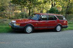 Saab 900 Safari Wagon