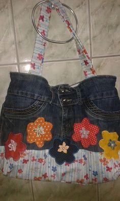 cos de calça jeans