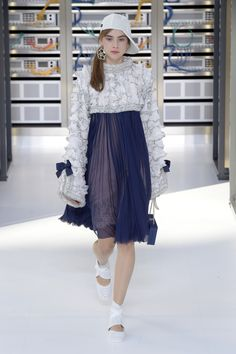 Chanel RTW Spring 2017