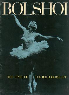 Stars of the Bolshoi Ballet 3 | by Performing Arts / Artes Escénicas M. Plisetskaya