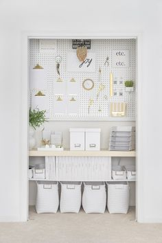 Office organization | At Home With Nikki