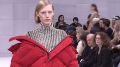 Balenciaga Fall Ready-to-Wear 2016