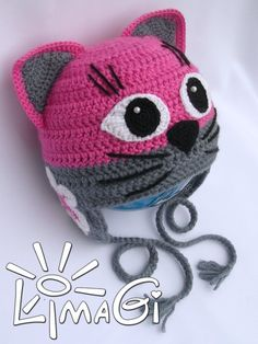 cat hat crochet patterns