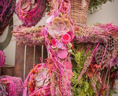 Plant Hanger, Gardening, Flowers, Plants, Decor, Fall Season, All Saints Day, Autumn, Decoration