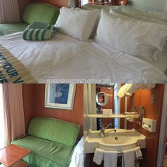 Balcony Stateroom - Norwegian Cruise Lines (Last) Cruise to Nowhere - Norwegian…