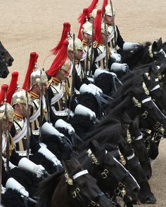 Household Cavalry: Blues & Royals