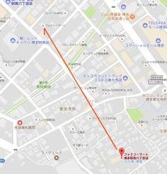気をつけろそのファミマ北西約200メートルほどずれているかもgoogle map  google mapでファミマを検索して立ち寄ってみたらそこにファミマがありませんでした よく調べてみたらどうも200メートルほど北西にある様子 自分だけと思ったらどうやらすべてのファミマがずれているようです 気が付いた人が元の位置にどんどん直しているようで今はずれているファミリーマートとそうでないファミリーマートが混在している様子  ファミマをグーグルマップ頼りで行くときは気を付けておいたほうがいいかもしれません