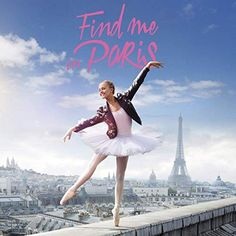 Original Soundtrack (OST) from the Hulu teen comedy-drama series Find Me in Paris The music composed by Various Artists. Free Music Streaming App, Paris Movie, French Teen, Teen Series, Ballet School, Opening Credits, Dance Poses, Happy Fathers Day, Soundtrack