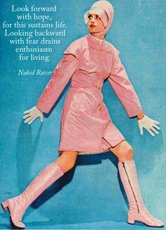 Twiggy wearing a sports coat made of balloon silk, designed for ÚBOK, Žena a Moda, April Space Fashion, Pink Fashion, Fashion Models, Womens Fashion, Fashion Dresses, Sixties Fashion, Retro Fashion, Vintage Fashion, Fashion Edgy