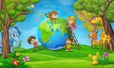 Fixing The Globe by Tooshtoosh