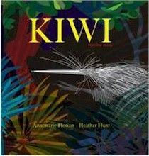 2013 Children's Choice Non-fiction winner and Non-fiction finalist: While the kiwi is often depicted as an endangered national symbol in need of our protection, this book takes a dramatically different route. Kiwi: The Real Story invites the reader into the secret night world of the North Island brown kiwi, illuminating the facts about its habitat, diet, dating and mating, and parenting. This is a book that can be enjoyed completely by young children and older readers alike.