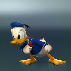 Donald Duck of disney, Sgwa Yang