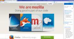Firefox 27 διαθέσιμος για download