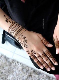 Mehndi Designs Finger, Rose Mehndi Designs, Latest Henna Designs, Full Hand Mehndi Designs, Henna Art Designs, Mehndi Designs For Girls, Mehndi Designs For Beginners, Mehndi Designs For Fingers, Latest Mehndi Designs