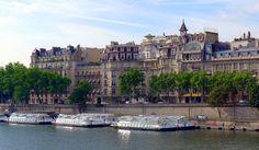 Paris VII - Quai Anatole-France Port de Solférino