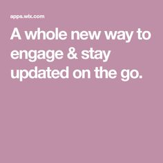 A whole new way to engage & stay updated on the go @ Amazing Treats Karma, How To Apply, How To Make, Qoutes, Have Fun, About Me Blog, Messages, Author, Ministry