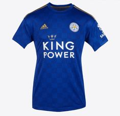 Camisa Leicester City 2019 20 (Home Uniforme 1)