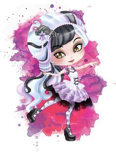 Chibi Duchess Swan by Airinreika