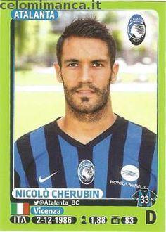 Calciatori 2014-2015: Fronte Figurina n. 13 Nicolò Cherubin