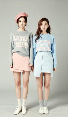#CHUU2016 #style #사랑해츄 #twinlook #misstwin