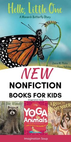Nonfiction Books For Kids, Sound Words, Biomes, Ink Illustrations, Reading Strategies, Cool Baby Stuff, Book Lists, Childrens Books, Imagination