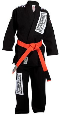 The best kids Gi on the marketMade from high quality pre-shrunk 100% cottonSuperior stitching and a thick coarse collarLong lasting and durable canvas pantsBelt sold separately...