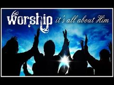"""Luke Amplified Bible (AMP) Jesus replied to him, """"It is written and forever remains written, 'You shall worship the Lord your God and serve only Him. Worship Songs Lyrics, Worship Quotes, Worship Jesus, Praise And Worship Songs, Worship The Lord, Praise The Lords, Praise God, Praise Dance, The Lord Reigns"""