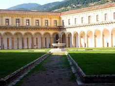 Certosa di Padula Campania   #TuscanyAgriturismoGiratola