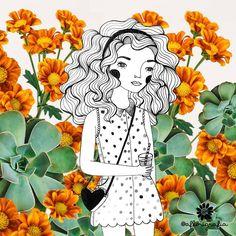 Entrevista com as meninas do A Florigrafia