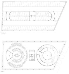 Parking Plan, Parking Building, Car Parking, Car Park Design, Parking Design, Circle Driveway, Bamboo House Design, City Layout, Mix Use Building