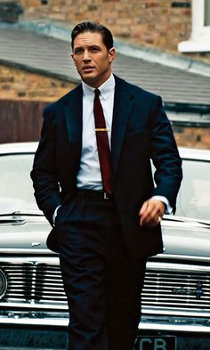 Tom Hardy ~ From his dual role in Legends he plays English twin gangsters ~ Interesting Period Movie They Nailed It!~~~