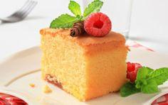 bagna analcolica x pan di Spagna Cake Stock, Croquembouche, Sponge Cake, Vanilla Cake, Sweet Recipes, Bakery, Cheesecake, Good Food, Homemade