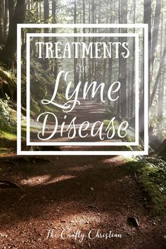 Lyme disease is not easy to understand. It's complex, highly adaptable, and difficult to diagnose. Learn about treatments for Lyme disease, and how you can overcome it! via @craft_christian