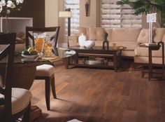 Check out this beautiful flooring Rosso's Karpet Korner offers. FOUNTAINHEAD LK (SL934) - CENTER HL WLNT(00620)
