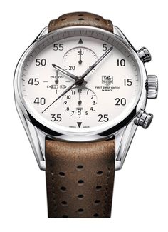 tag huer luxury watch Carrera Space X