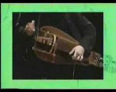 awesome hurdy gurdy solo - Nigel Eaton