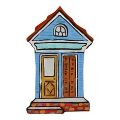 """Shotgun House Christmas Ornament 