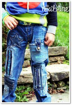 Flicken war gestern-es lebe die Jeans! (via Bloglovin.com )