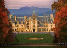 Need help planning the perfect #fall #vacation? Check out #Forbes Travel Guide to-do list for a #trip to #Asheville, #NC. No surprise...#Biltmore ranks top on their list of fun!